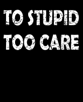 To Stupid Too Care-distressed-3383x4192