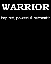 """""""Truth Well Told"""" brand Cool Strong Warrior """"inspired, powerful, authentic"""" T-shirt"""